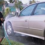 mycie auta kosmetyki